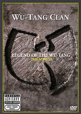 NEW~ Wu-Tang Clan - Legend of the Wu-Tang: The Videos(DVD, 2006)  FREE SHIPPING