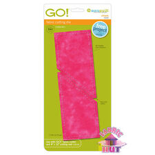 55039 - New AccuQuilt GO! Big & Baby Chisels Fabric Cutting Die Quilting Sewing