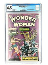 Wonder Woman #160! 1st Silver Age Cheetah appearance, Dr. Psycho. CGC 6.5.