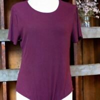 Aeropostale Ribbed Tee Shirt Body Suit | XL