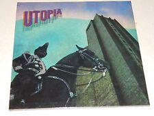 UTOPIA (Amon Düül 2)- Utopia (1973) / Re. Long Hair Germany / LP - New Sealed