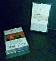 Christmas Cassette Tapes Carols Mark Davis Hammer Dulcimer True Value Edition