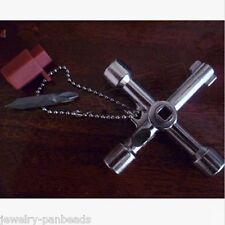 Universalschlüssel Vierkantschlüssel Dreikantschlüssel Schaltschrankschlüssel JO