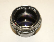 Very Rare Early 1948 ZK 2/50 clone Carl Zeiss Sonnar Kiev Contax Rangefinder