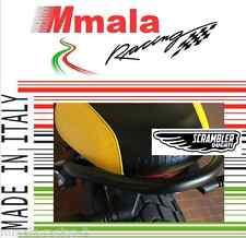 MMALA-RACING** DUCATI SCRAMBLER  MANIGLIA PASSEGGERO passenger handle 3