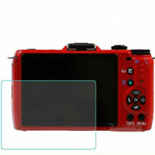 2PCS For Pentax Q10 Premium camera Tempered Glass Screen Protector Film