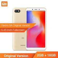 5.45'' Xiaomi Redmi 6A 4G Handy QuadCore 2+16GB 3000mAh 13MP 2SIM Smartphone EU