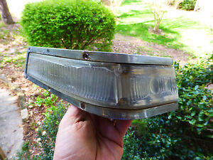 1955 Packard Caribbean 400 Turn Signal Light and Bezel