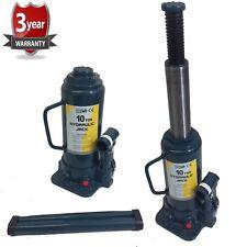 Wnb 10 T Botella hidráulico resistente Jack Elevación Ram Coche Furgoneta Camión Caravana CE
