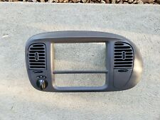 ✅ 1997-2003 Ford F-150 Expedition Radio Center Dash Trim Bezel Panel Oem