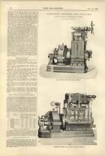 1900 Combined Engines And Dynamo Willem Smit, Slikkerveer
