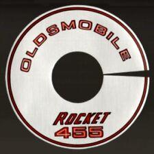 Oldsmobile 1968 455 4V Rocket Air Cleaner Decal, Olds