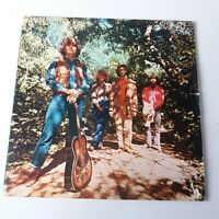 Creedence Clearwater Revival CCR - Green River - Vinyl LP UK 1st Press Blue Lbl