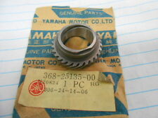 NOS Yamaha OEM Drive Gear 1973 GT1 1974-1976 GT80 1973-1976 GTMX 368-25135-00