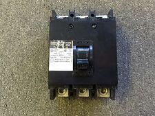 SQUARE D CIRCUIT BREAKER 150 AMP 240V 3 POLE Q2L3150H