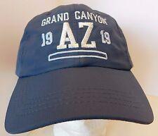 Grand Canyon Arizona Hat Cap  USA Embroidery 1919 New #blu