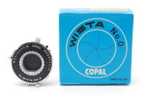 [Mint In Box]Copal Shutter For Wista No,0 4x5 Large Fomat Camera From Japan 1667