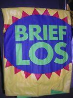 Rare Luftmatratze von BRIEFLOS Ich Schwimme In Geld Inflatable Toy 100 x 180cm