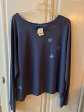 Blouse Mickey Mouse junk food size 2X new with tags women