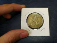 Straits Settlements 50 Cents 1920 (0.500 Silver)