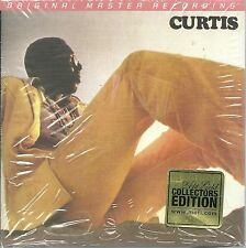 Mayfield, Curtis Curtis MFSL ORO CD NUOVO OVP SEALED udcd 789 MINI LP Style Limit