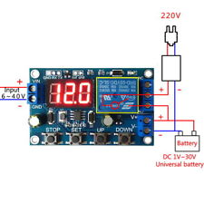 Battery Charger Discharger Board Under Voltage Over Voltage Protection Module UK