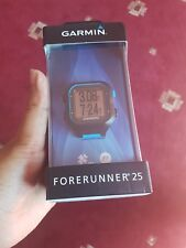 Garmin Forerunner 25 GPS Running & Activity Tracker Watch - Blue