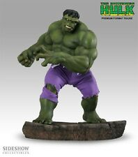 SIDESHOW Signed By STAN Lee HULK PREMIUM FORMAT FIGURE STATUE AVENGERS Bust Gray