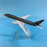Royal Jordanian Boeing 787 Dreamliner Metal 1:400 die-cast toy model aircraft