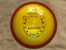 New Axiom Discs Yellow Plasma Mayhem 174g Disc golf