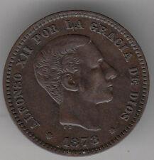Bronze Spanish Coins