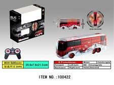 TURBO 360 TWISTER RC STUNT BUS ROLLING FLASHING LIGHTS RECHARGEABLE REMOTE CONTR