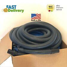 More details for 25ft / 7.5m carpet cleaning machine vacuum suction hose pipe prochem, ninja