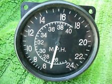 ww2 raf replica spitfire hurricane 400mph airspeed ind for instrument panel