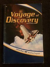 Abeka Voyage of Discovery Reader Book 6th Grade 6 Second Edition Homeschool