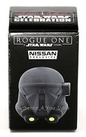 NEW 2017 Star Wars Celebration Loungefly Rogue One Nissan Death Trooper Keychain