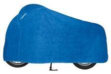 blue Garage sz L for Indoor Made of Fleece Indoor Cover Held Motorcycle Bike NEW