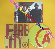 CD AUDIOWEB Fireworks City 1998 Germany MOTHER MUMCD 9803 no lp mc dvd (CS11)