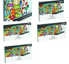 Art Markers Lyra Professional Artist Pen 10 to 50 Colors High Quality Metal Box