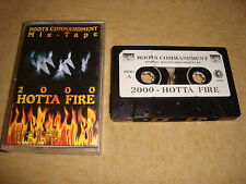 ROOTS COMMANDMENT - 2000 Hotta Fire  (Tape)  Mix-Tape