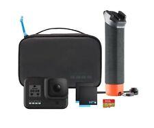 GoPro HERO8 Black Action Camera **Bundle** - NEW, Factory Sealed