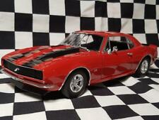 1967 Red 1:18th 427 Chevrolet Camaro SS by ACME USA