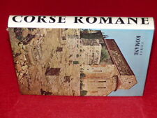 "[ZODIAQUE ART ROMAN] CORSE ROMANE Collection  ""La Nuit des Temps"".-37 1972 Rare"