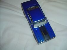Model car plymouth GTX 1970