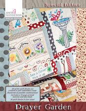 Anita Goodesign Embroidery-Special Edition-Prayer Garden ( CD ONLY )