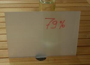 PLEXIGLAS Acrylglas 79% Milchglas D 2 3 4mm Zuschnitt Platte Lä = UNGERADE