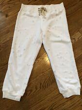 Nwot David Lerner Studio Collection Italian Terry Track Pant Size L Slim Cut