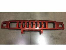 Grille, Red-Orange OEM Hummer H2 2003 2004 2005 2006