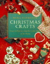 Good, Christmas Crafts: Over 50 Festive Ideas for Every Room in the Home, Davids