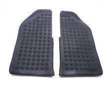 (PAIR) VW T25 T3 Wheel Arch Cab Step Mat Rubbers (Both Sides)